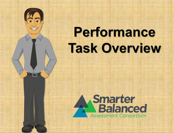 Performance Task Overviewe